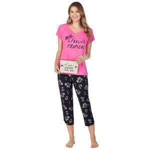 🆕Cuddl Duds 3-Piece Pajamas Set🆕